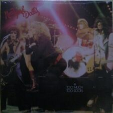 The New York Dolls in too much to soon (LP neuf)