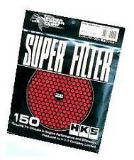 HKS 150mm Filter Replacement - Red
