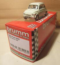 947. BRUMM R435-06 Steyr-Puch 500D Beige 1/43 MB