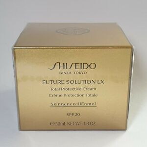 Shiseido Night Cream Future Solution LX Total Protective SPF20 cream 1.7oz.50ml
