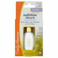 Sally Hansen Nailshine Miracle 10 Day Nail Top Coat - 13.3ml