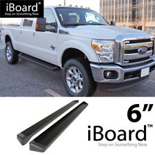 """6"""" Running Boards For 99-16 Ford F250/F350 Super Duty Crew Cab & 98-05 Excursion"""