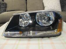 2008 2009 2010 2011 2012 2013 2014 DODGE AVENGER LEFT SIDE HALOGEN HEADLIGHT OEM