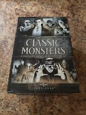 New ListingUniversal Classic Monsters: The Complete 30 Film Collection Dvd (Good condition)
