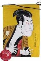 KAKEMONO DECO CURTAIN SIGN JAPONAIS BANNER UKIYOE TRADITIONAL JAPANESE NOREN