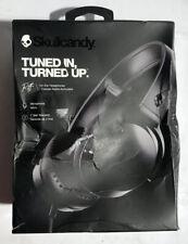Skullcandy S5PXY-L003 Riff On-Ear Headphones - Black A4 Box Is Damaged
