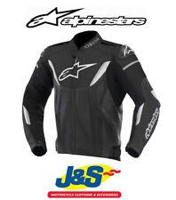 Alpinestars Men's Cowhide Leather Exact Motorcycle Jackets