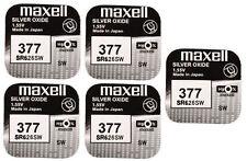 Silver Oxide SR626/SR626SW Single Use Batteries