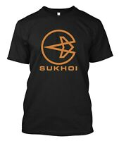 Sukhoi Russian Aircraft Company - custom men's t-shirt tee