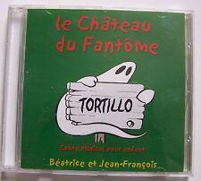 #) C13- LE CHATEAU DU FANTOME TORTILLO conte musical pour enfant