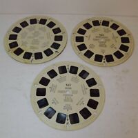 Vintage Viewmaster View Master Slide Reels Greater Miami Florida 1955