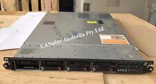 HP Proliant DL360 G6 Server 2x Quad Core Xeon 2.66Ghz 32GB RAM 3x 72GB HDD 2xPSU