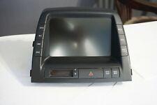 2004-2005 Toyota prius navigation dash display screen