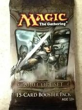 2010 Core Set M10 Magic the Gathering MTG 15-Card Sealed Booster Pack English