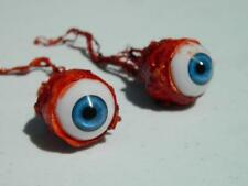 Halloween Horror Prop Realistic Life Size Pair of  Ripped Out Eyeballs -  FB011