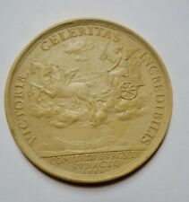 Médaille en plâtre 50 mm
