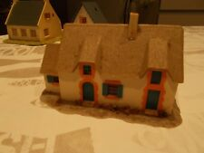 """maquette maison """"toit de chaume"""", villa, pavillon ho"""