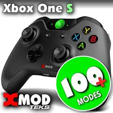 XBOX ONE S MODDED CONTROLLER, WARFARE PRO, GENUINE RAPID FIRE MOD, XMOD 100 MODE