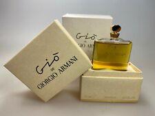 GIO de Giorgio Armani 15 ml pure  reines Parfum Splash Vintage