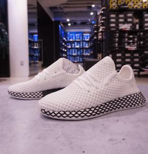 Adidas Originals Deerupt Runner Running Shoes White B41767 Size 4-13