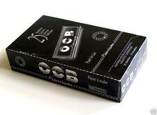 Papel de liar tabaco Ocb Premiun 1/4 tamaño normal. 25 libritos. 78mms .