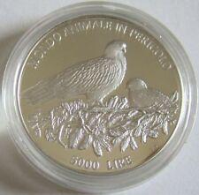 G1580 San Marino 500 Lire 1996 R Km#357 Top Erhaltung Bimetall Bimetallmünzen