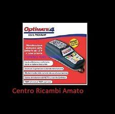 CARICABATTERIA MANTENITORE OPTIMATE 4 DUAL PROGRAM CAN-BUS CARICA BATTERIA GEL