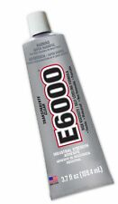 E6000 220011 High Viscosity Adhesive - 3.7 fl. oz. 1 Pack Free Shipping