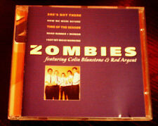 "CD Zombies ""Featuring COLIN BLUNSTONE & ROD ARGENT"" 14 TRACKS Summertime etc"