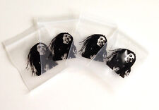 More details for seal bags baggy bob marley grip small poly plastic self press bag zip lock 50x50