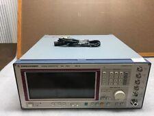 Rohde Amp Schwarz Signal Generator 5khz 30ghz Sme 03 1038600203 Partsrepair