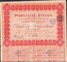Selten => Werbung Stella (T)