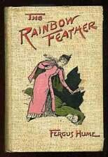 Fergus HUME / The Rainbow Feather 1898