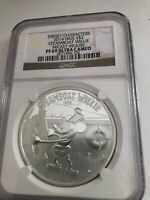 2012 Tuvalu 1 oz Silver Funnel-Web Spider Coin NGC PF70 Ultra Cameo ER