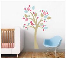 Kids Removable Vinyl Wall Stickers - Lovely Tree SA-12-011