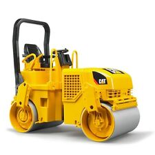 bruder 02433 CAT Tandem-Vibrationswalze - NEU und OVP -