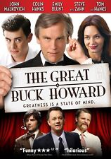 The Great Buck Howard DVD - Brand New & Sealed- Fast Ship! OD101