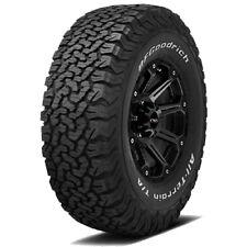 4-LT285/75R16 BFG All Terrain T/A KO2 126R E/10 Ply White Letter Tires