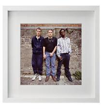 Black Grape / Shaun Ryder Kermit & Bez  XL A1 (59 cm x 84 cm) Fine Art Poster