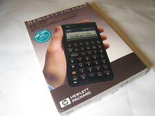 HP-42S RPN Scientific Calculator w/ Case Manual Boxed