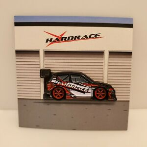 Leen Customs Hardrace EG Honda Civic Hatchback Pin Black 714/1000 HTF