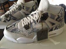 Nike Air Jordan 4 IV Retro Premium Pinnacle Snake Skin Size 11
