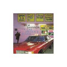 Mem Shannon - Cab Driver's Blues - Mem Shannon CD 2PVG FREE Shipping