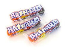 The Original RAIN-BLO Bubble Gum  - 48 of the 4-gumball packs in each box