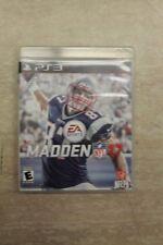 Madden NFL 17 (Sony PlayStation 3, 2016)