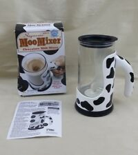 New Supreme Moo Chocolate Milk Mixer Hog Wild Battery Operated 16 oz Large