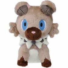 Takara Tomy Pocket Monster Pokemon Sun & Moon Rockruff  Plush Doll Toys Japan