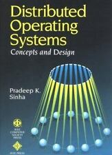 Distributed Operating Systems : Concepts and Design by Pradeep K. Sinha...