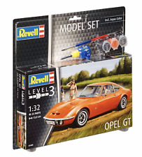 REVELL 67680 1:32 SCALE OPEL GT CAR MODEL KIT