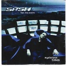 Sash! Mysterious times (Radio Mix/Todd Terry's Radio Edit, 1998, fea.. [Maxi-CD]